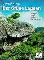 buch: gunther koehler - der gruene leguan