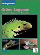 buch: leguan ratgeber grüne leguane (iguana-Iguana)
